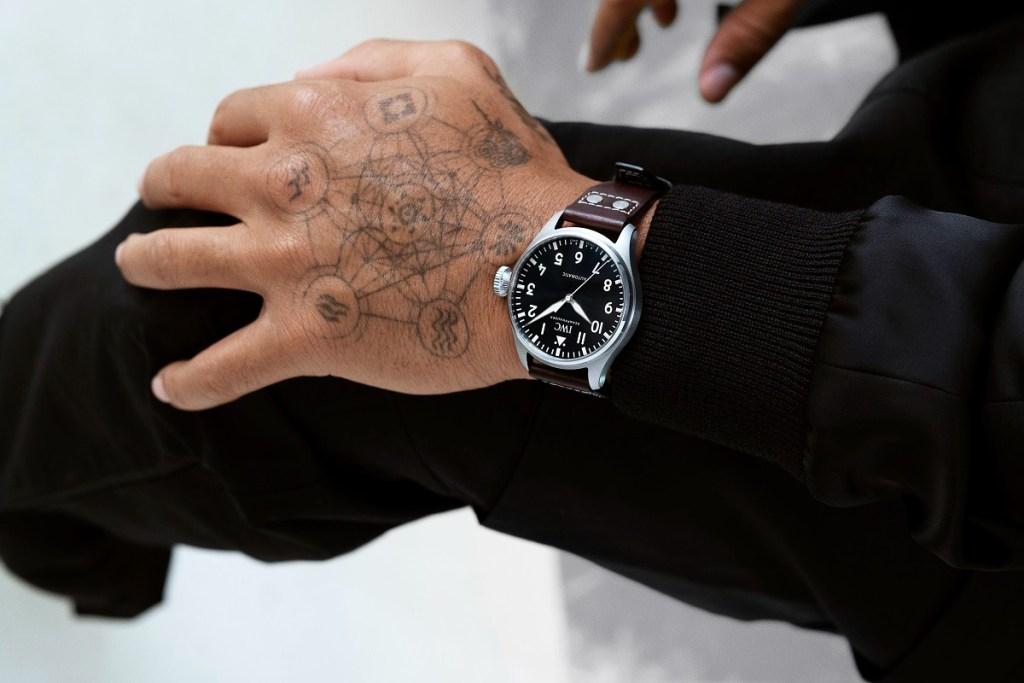 Estos son los lujosos relojes que usa Lewis Hamilton, el piloto mejor pagado de la F1