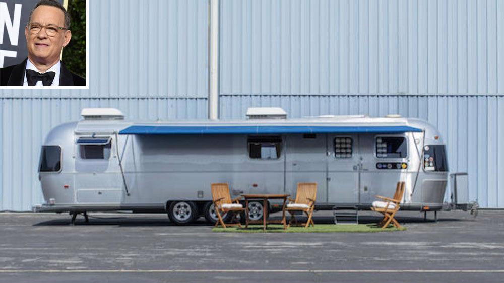 El Airstream personalizado de Tom Hanks podría ser tu próxima casa rodante