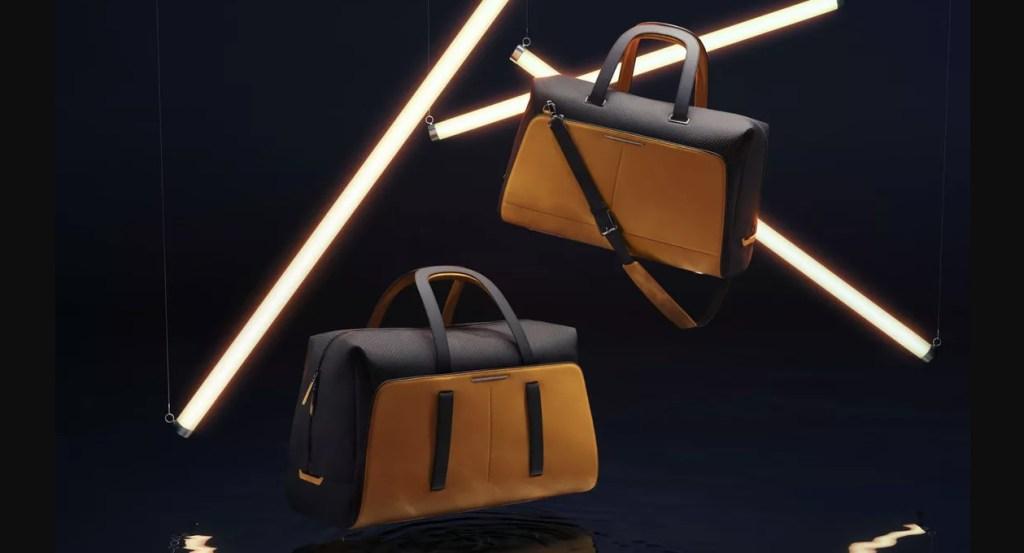 Toda la sofisticación de Rolls-Royce cabe en estas maletas