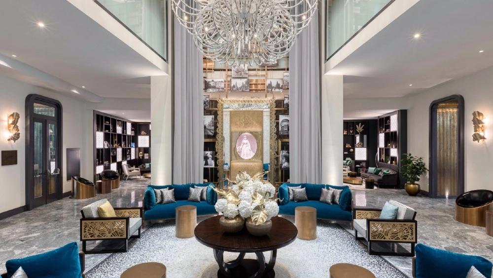 Duerme como rey en Matild Palace, un hotel de lujo en Budapest protegido por la UNESCO