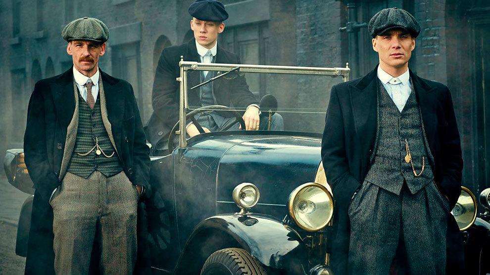 """El Concours d`Elegance en Londres recibe al famoso Bentley de la serie """"Peaky Blinders"""""""