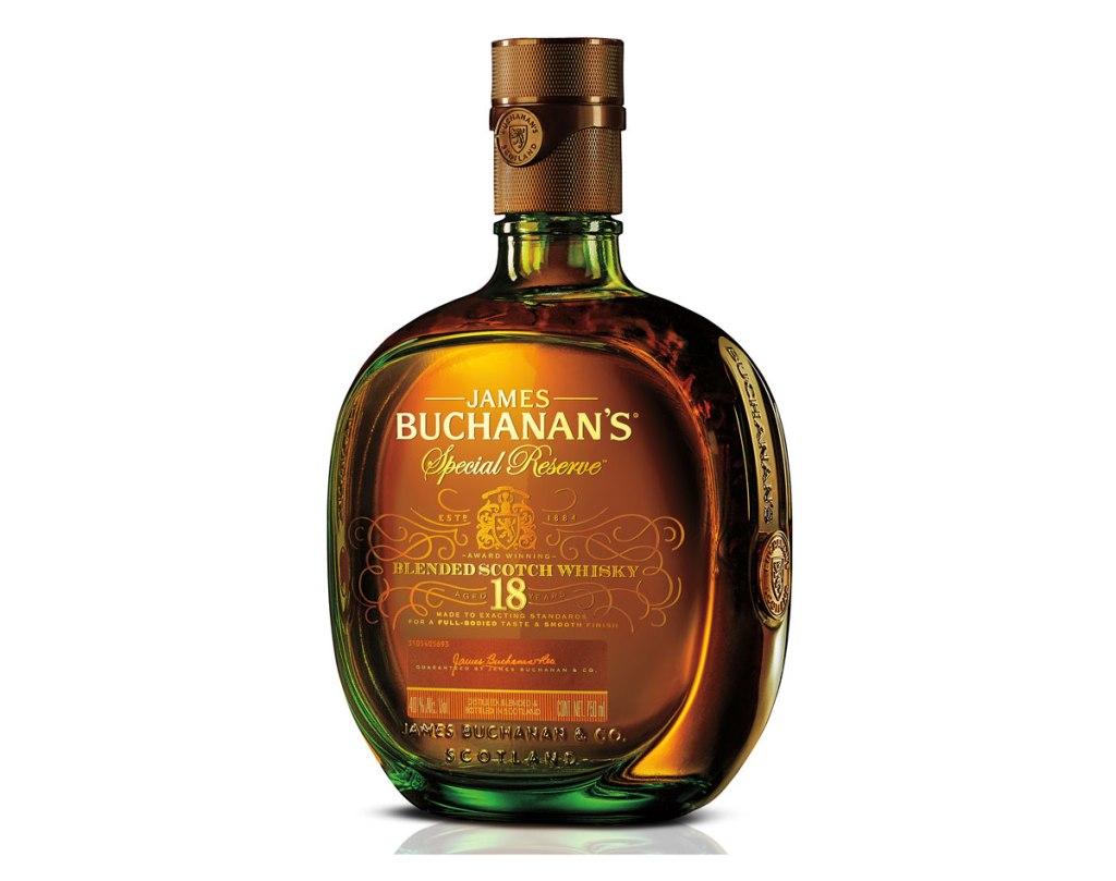 Buchanan's 18