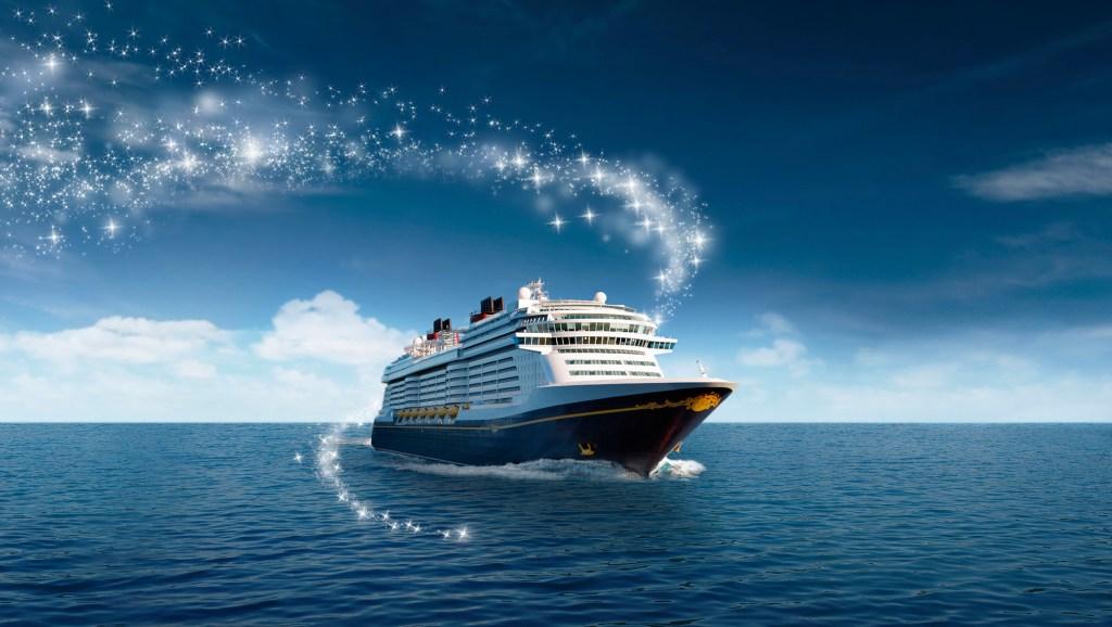 El nuevo crucero Disney Wish ofrecerá una experiencia mágica desde tu smartphone