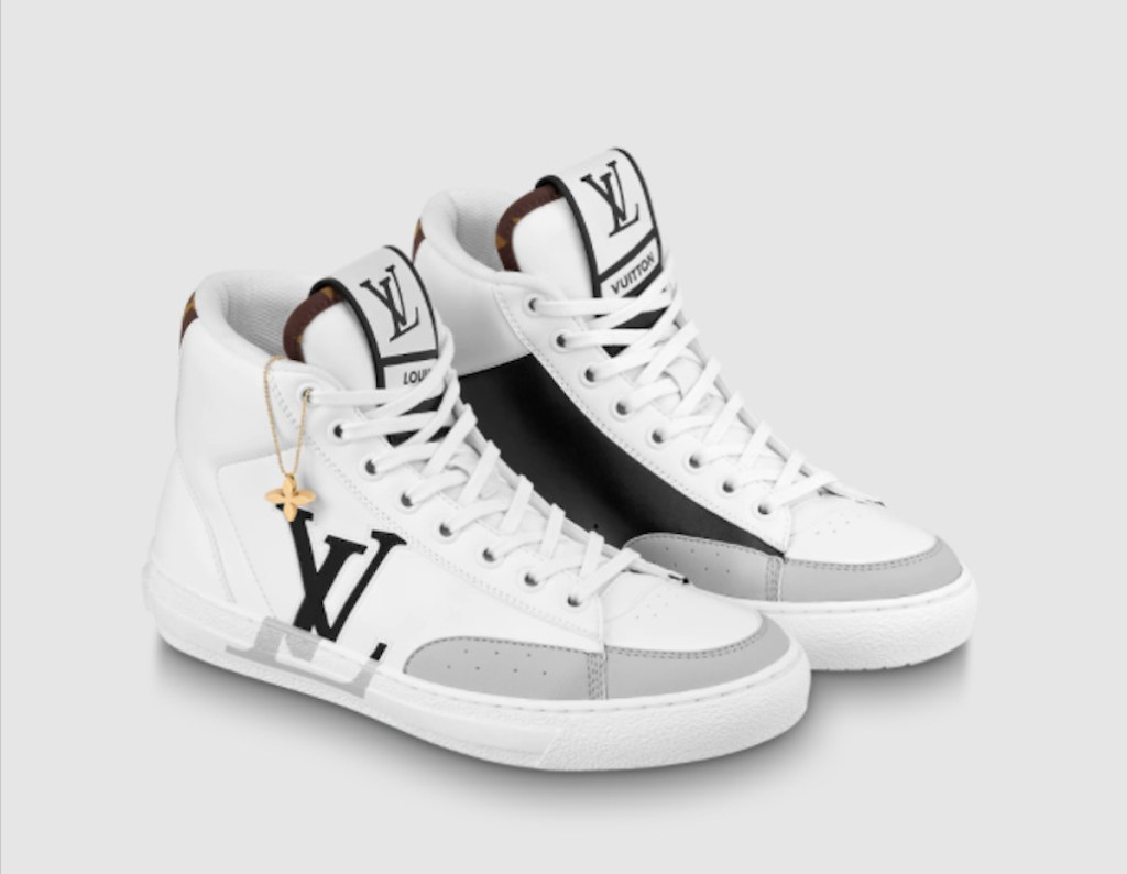 Así son los primeros sneakers sustentables y unisex de Louis Vuitton: Charlie