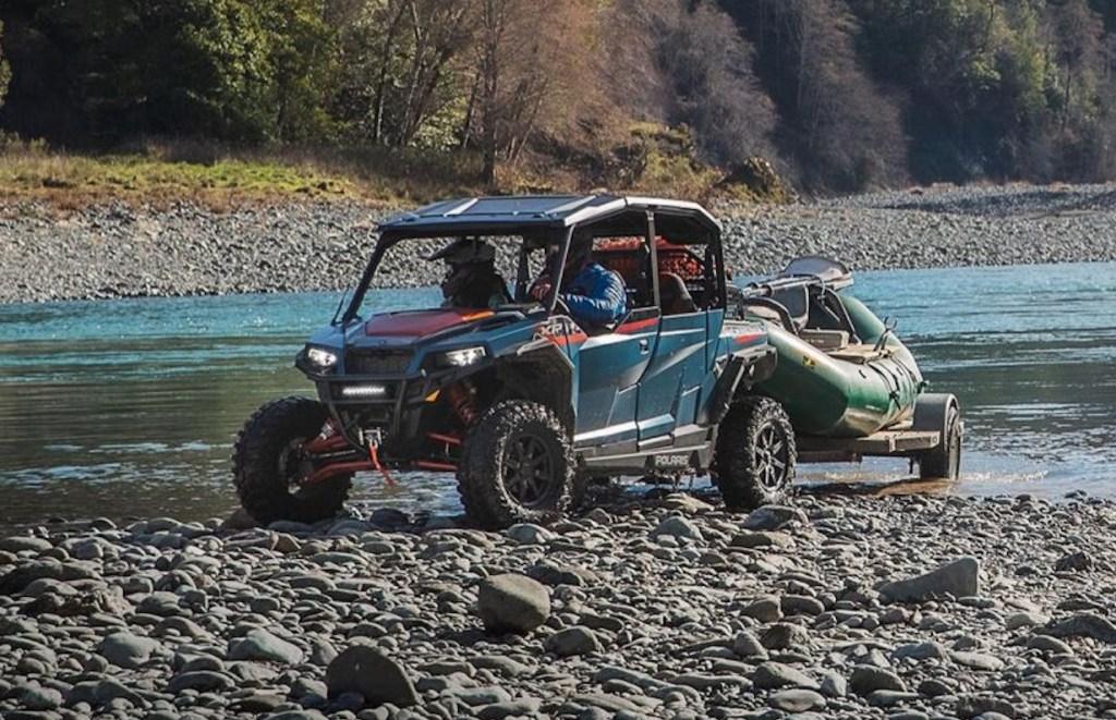 Llega más lejos en tus aventuras off road con la nueva ATV de Polaris