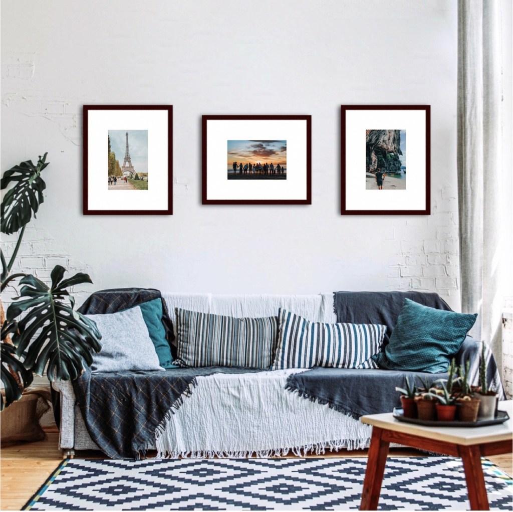 Pictoset te ayuda a decorar tu casa con la mejor selección de fotos de tu smartphone
