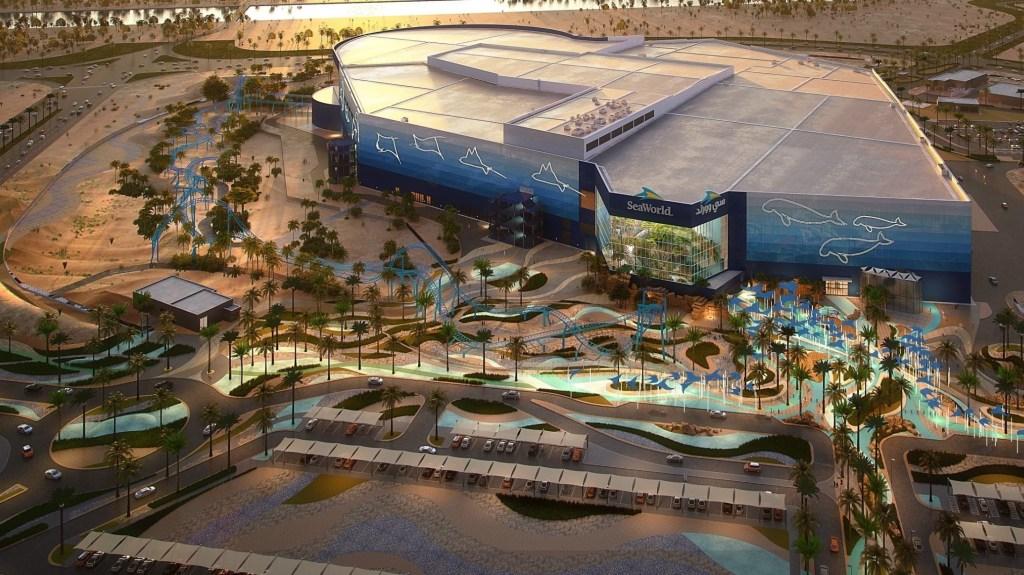 Abu Dhabi alberga el nuevo acuario más grande del mundo