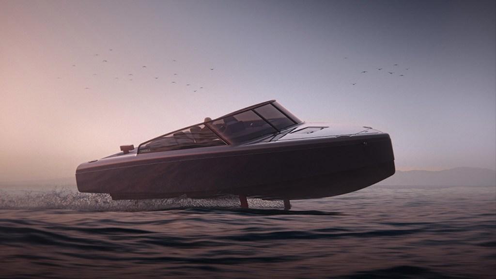 ¿Por qué Candela C-8 es considerada el iPhone de los barcos?