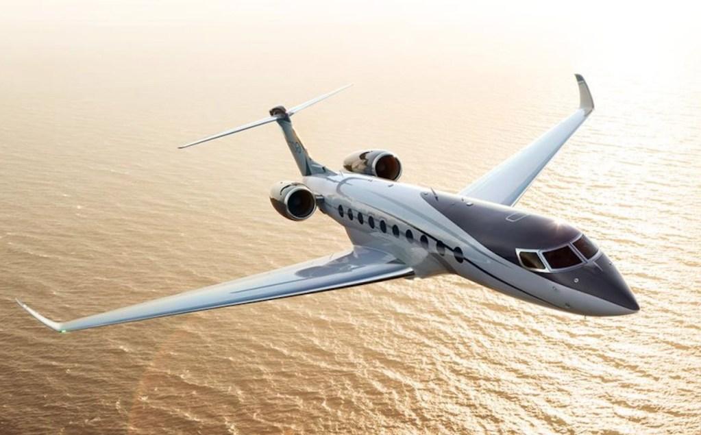 G700 de Gulfstream, el jet de negocios más grande del mundo rompió dos récords en un vuelo transatlántico