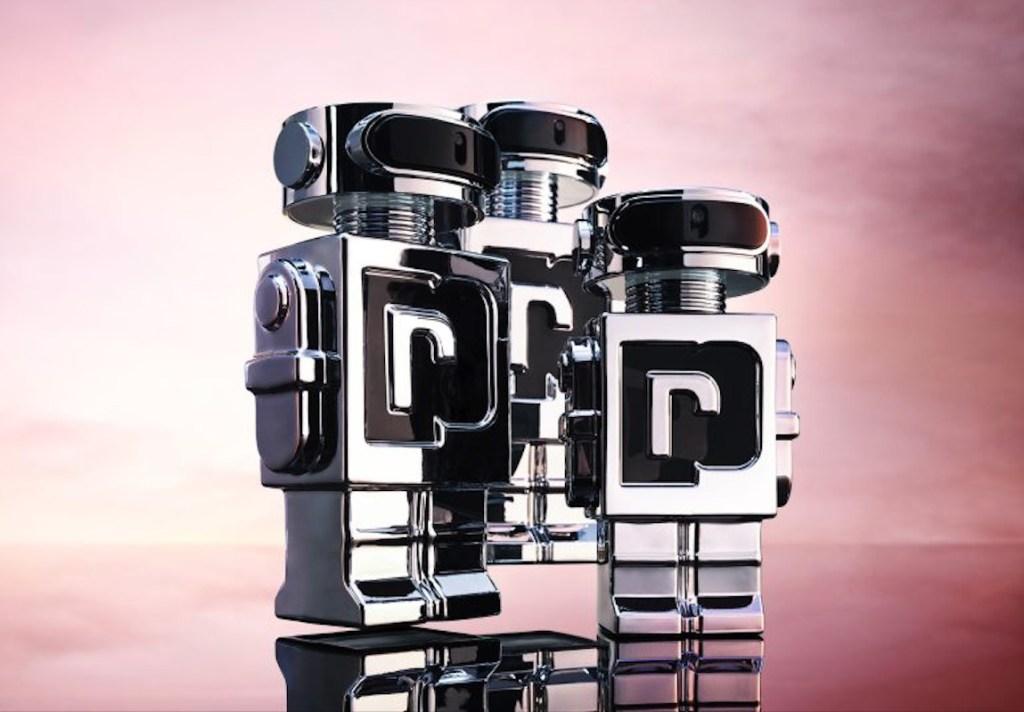 De un mundo futurista lleno de lujo y tecnología llega Phantom, la nueva fragancia de Paco Rabanne