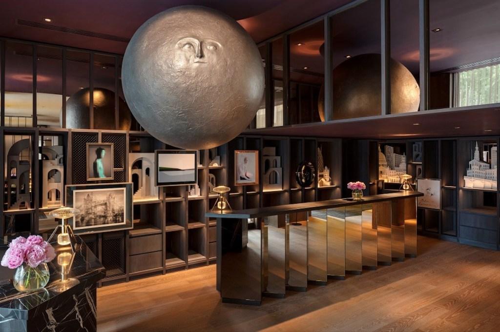 "The Londoner, el primer hotel ""super boutique"" del mundo, abre sus puertas"