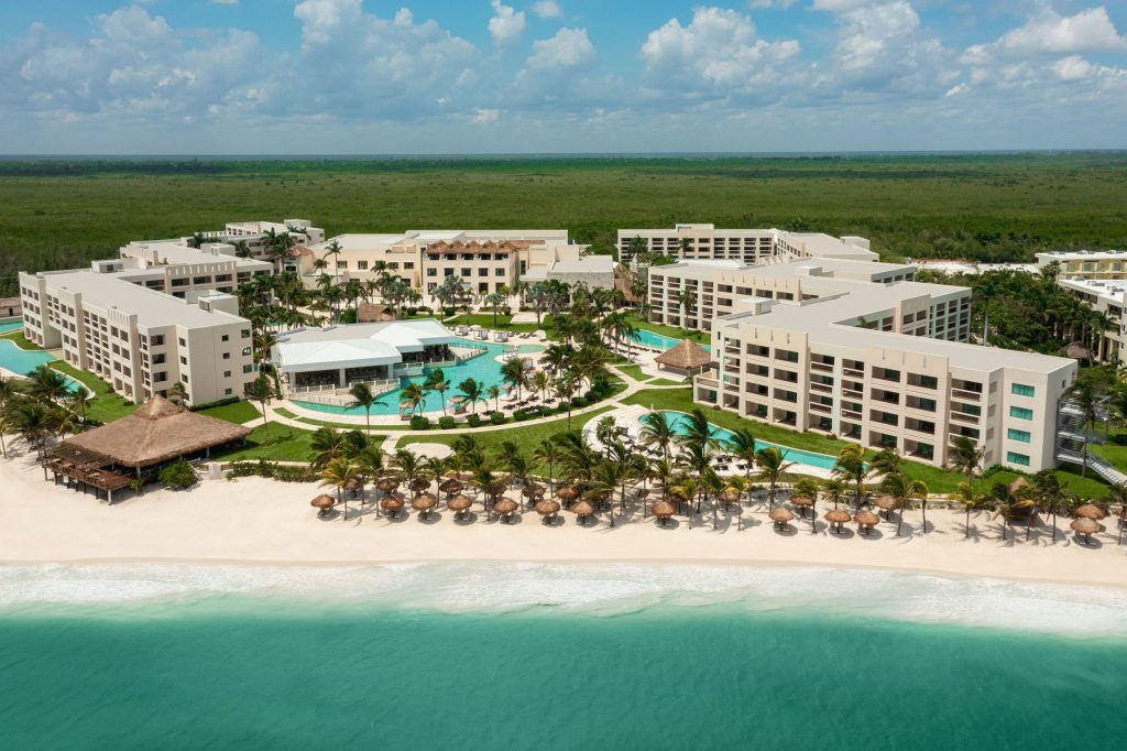 Hyatt Ziva Riviera Cancún, el nuevo destino all inclusive del Caribe mexicano