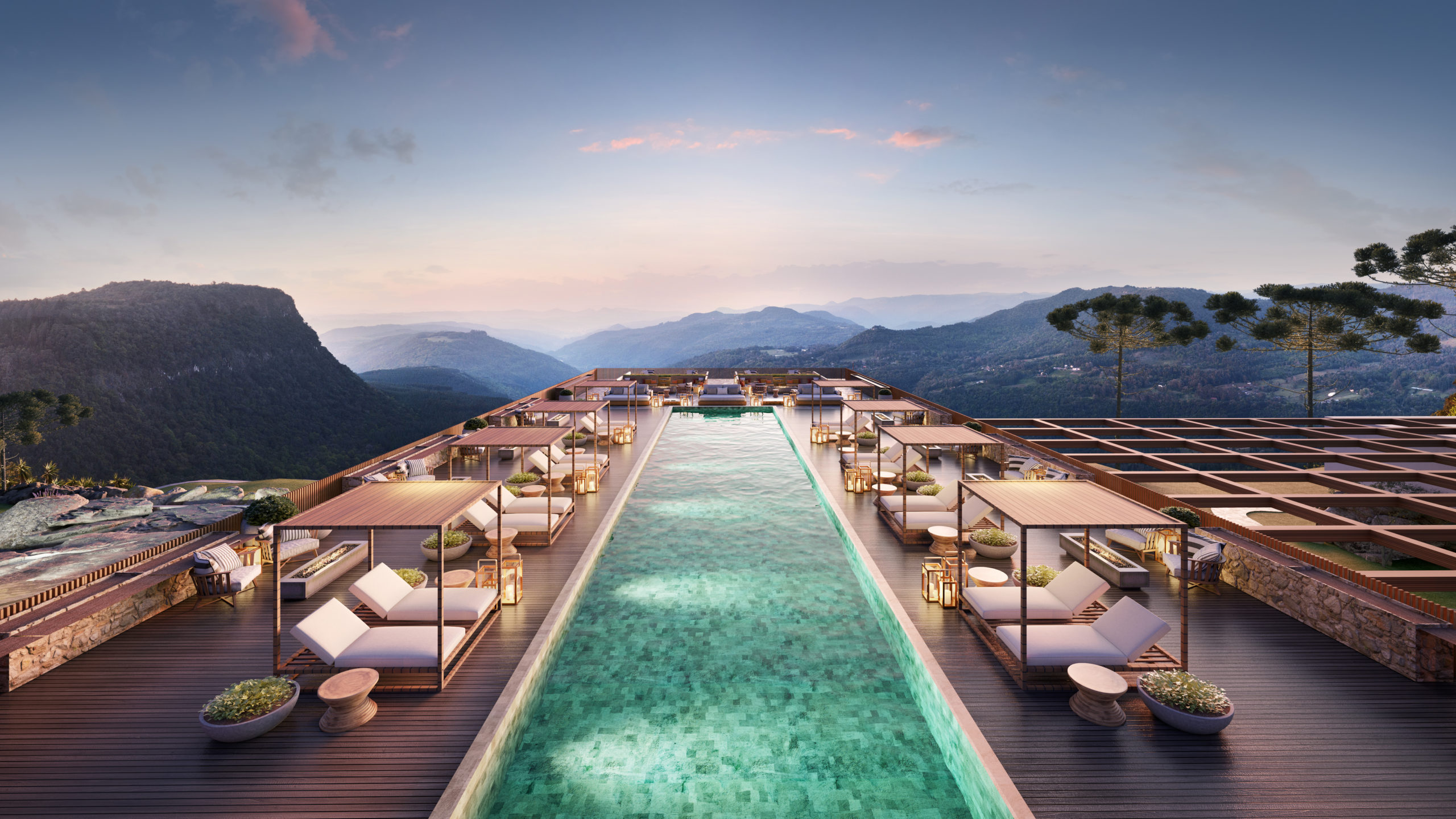 Kempinski Laje de Pedra Hotel & Residences