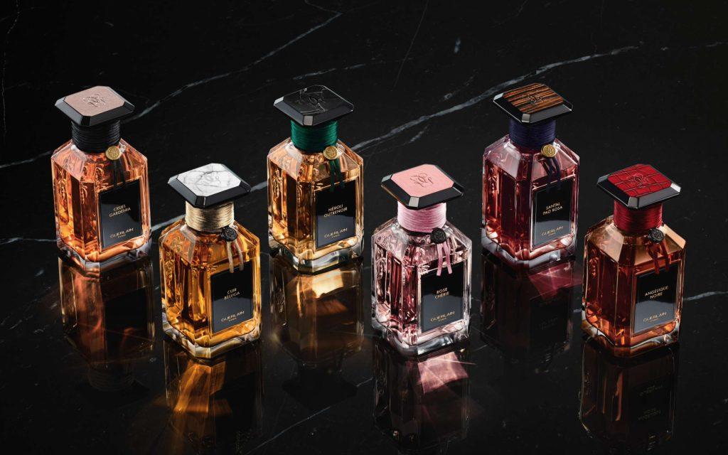 Descubre las nuevas joyas olfativas de Guerlain Haute Parfumerie