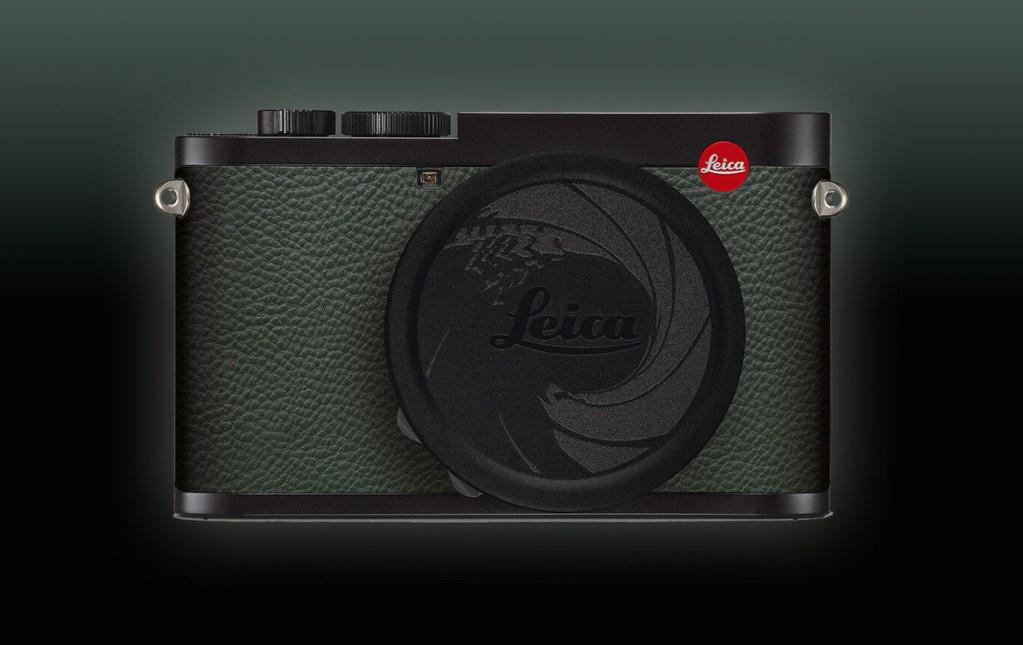 Con la Leica Q2 007 Edition, sí tienes licencia para disparar