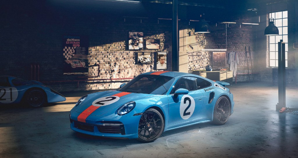 Porsche subastará un auto único inspirado en una leyenda del automovilismo de México