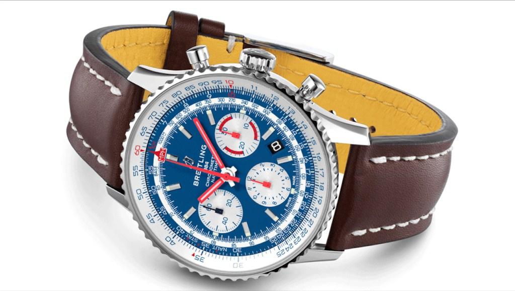 Breitling rinde tributo a American Airlines con este reloj de edición limitada