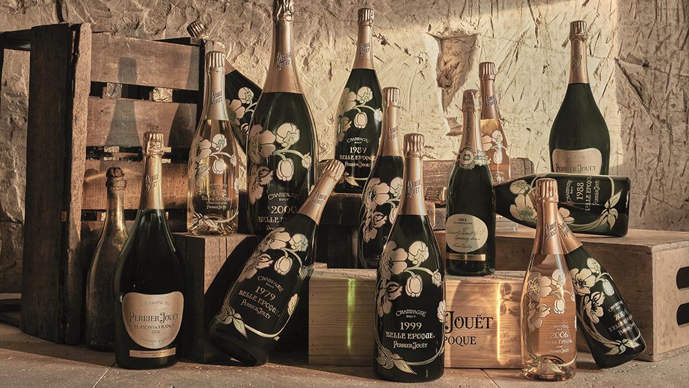"""Christie's subastará una champaña vintage de las más raras: """"Perrier-Jouët Cuvée de 1874"""""""