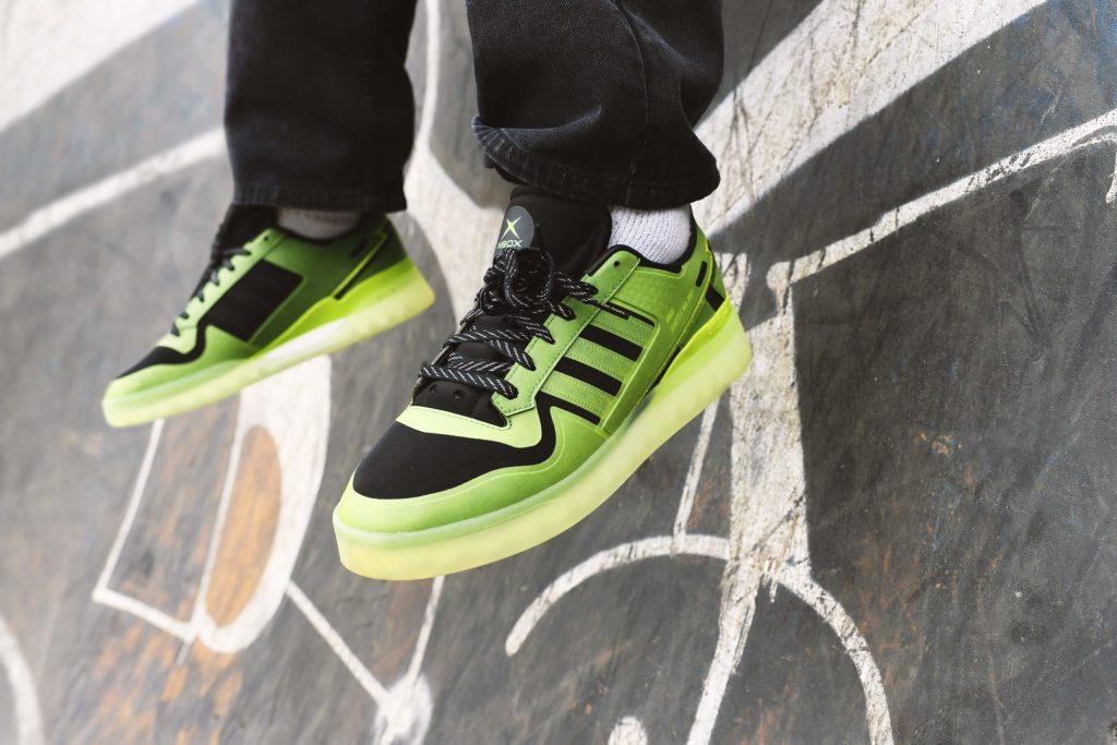 «Adidas Xbox 20th Forum Tech», las sneakers para los fanáticos del gaming