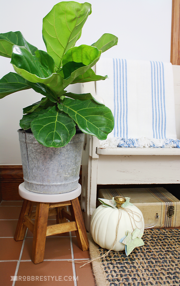 Flea market flip: DIY Farmhouse Fall Decor Ideas