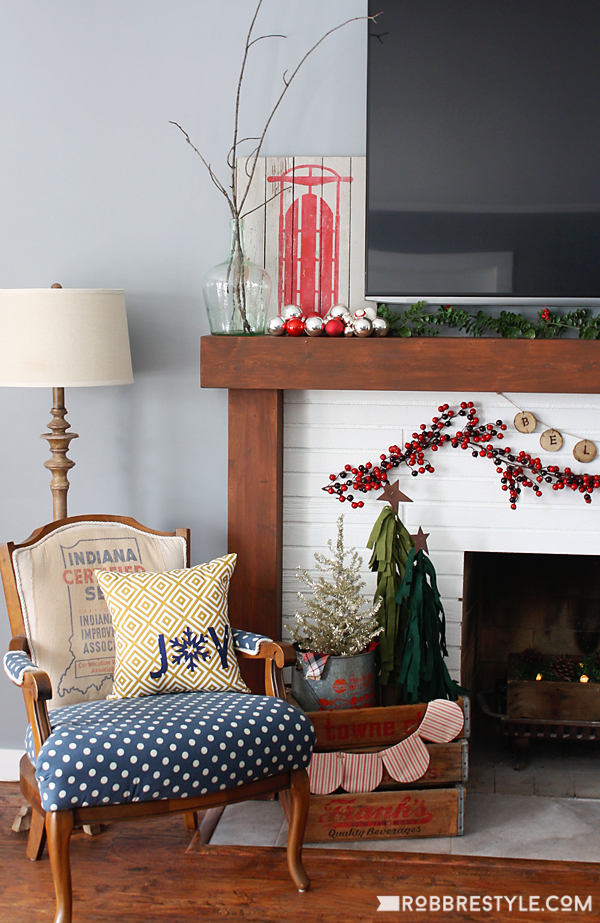 Easy tips to decorate fireplace