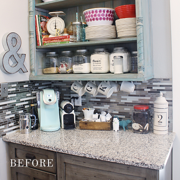 Quick Tips for Kitchen Organization