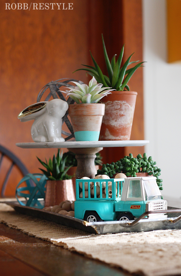 Spring 2017 Home Tour Decor Ideas