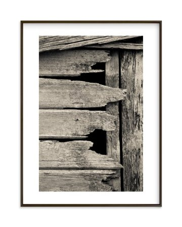 vintage salvage barn art
