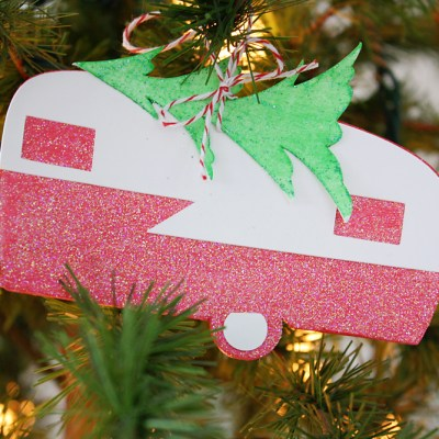 Handmade Holiday Campers & Trucks