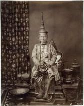 King Mongkut - Siam (Thailand)