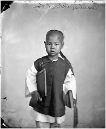 School Boy - China