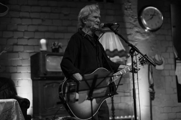 Kris Kristofferson live at the Blues Garage Isernhagen