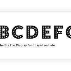 Custom-font