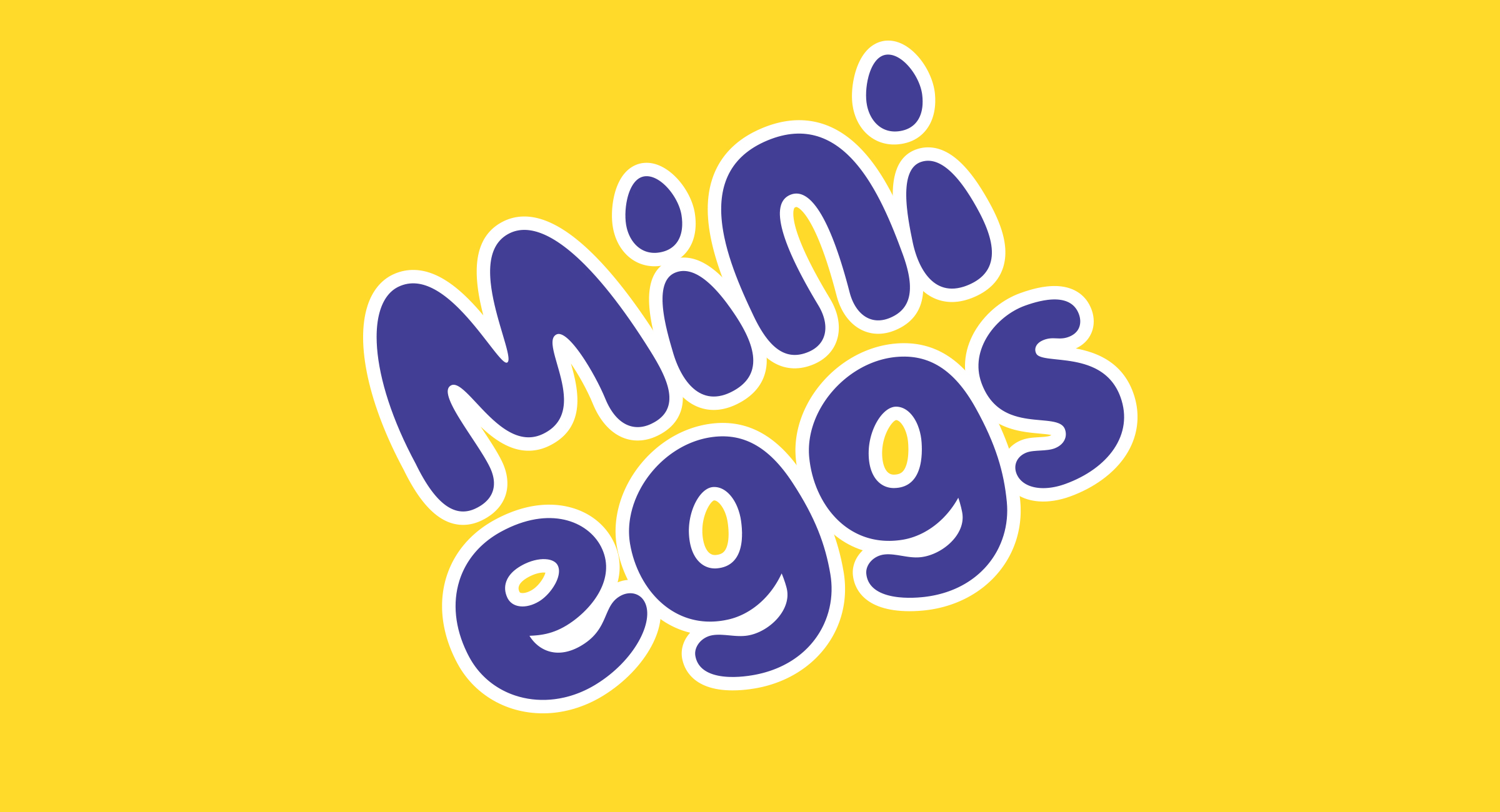 Mini Eggs Rob Clarke
