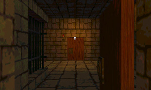 A screenshot of a dungeon spot