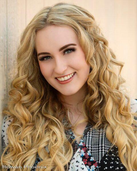 Rowan Blonde Commercial