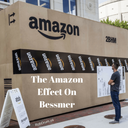 The Amazon Effect On Bessmer