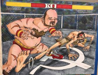 Zangief vs Jordan