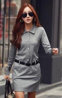 robe-avec-ceinture