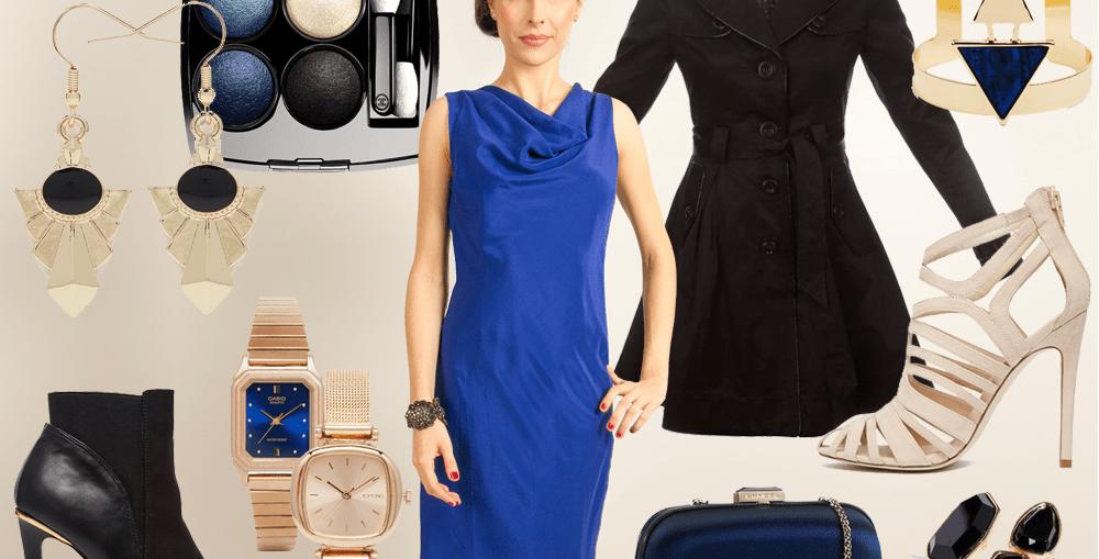 Quels Accessoires Porter Avec Une Robe Bleue Robe Mode