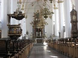 Church of the Round Tower in Copenhagen Denmark