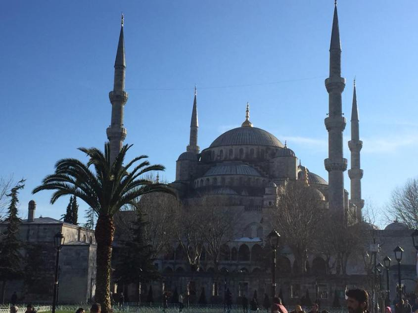 Istanbul what to expect Blue Mosque
