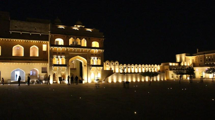 Amber Palace of Jaipur, India