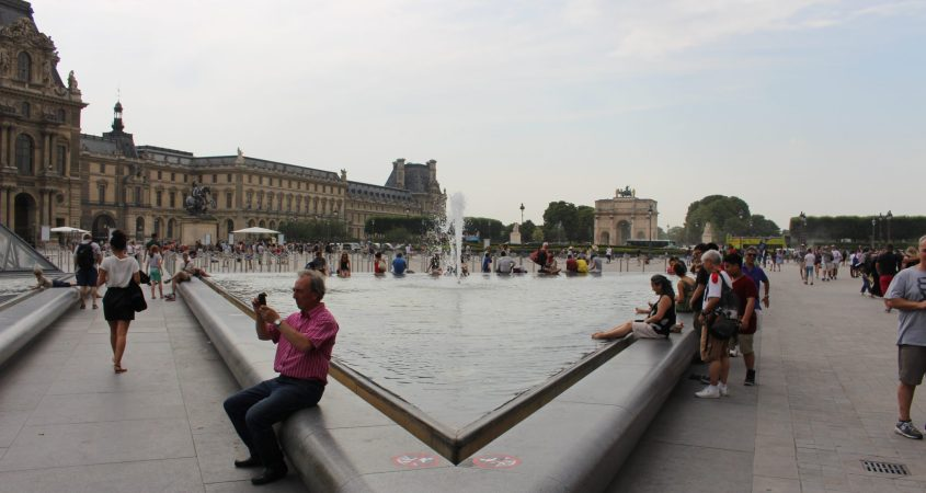 Top cities to visit in Europe - The Louvre