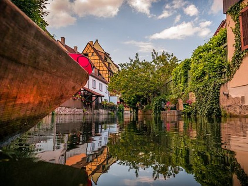 Little Venice Colmar France What to do in Colmar France