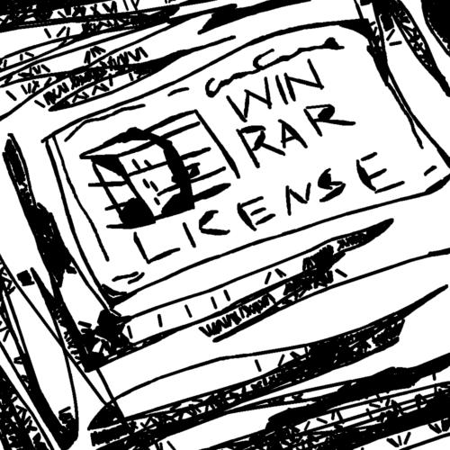 winrar is not free!