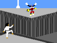 Segata Sanshiro faces off against Klonoa