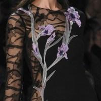 Robe noire classique