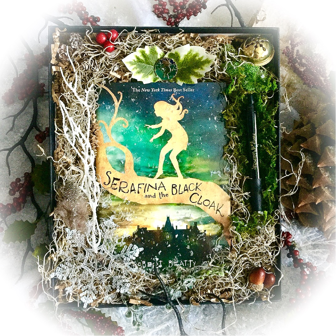 serafina-holiday-gift-box-serafina-and-the-black-cloak-robert-beatty-disney-hyperion-biltmore-estate-middle-grade-2