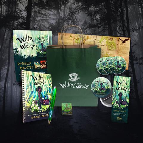Fan Kit – Willa of the Wood